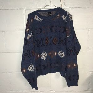 Sweaters - awesome comfy vintage sweater